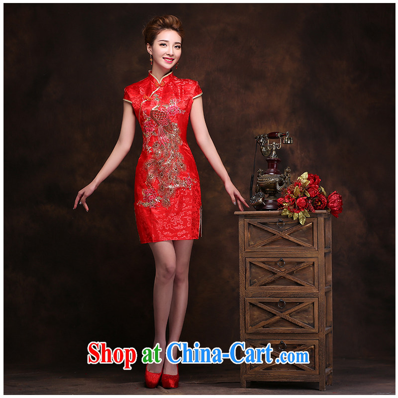 The beautiful yarn short red dresses shoulders package beauty and simplicity and retro graphics thin improved daily two through Shadow floor photography fresh bridal toast serving dedicated